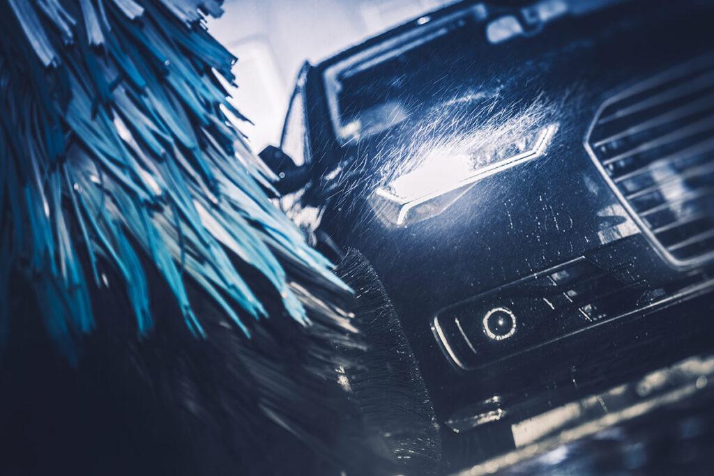 auto laten wassen